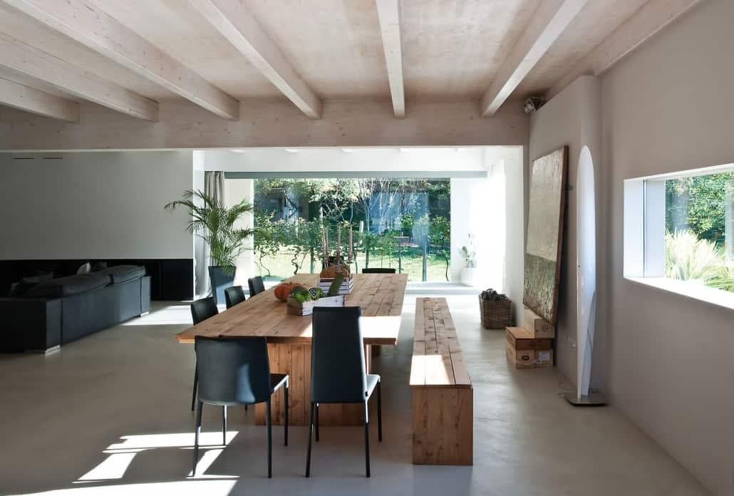 Arredamento villa a Desenzano