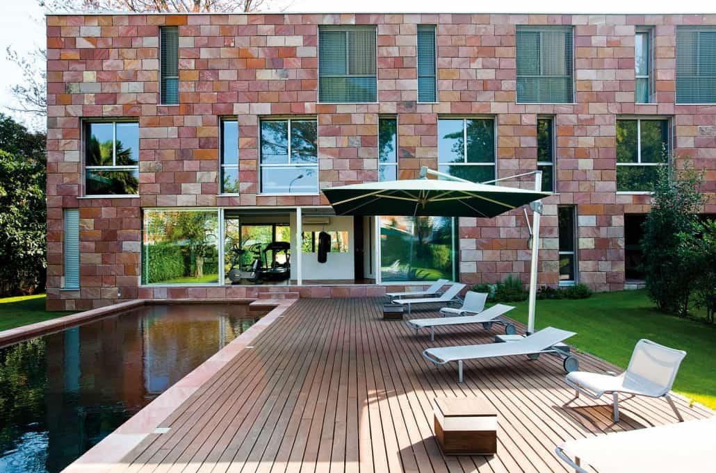 Come arredare una villa moderna