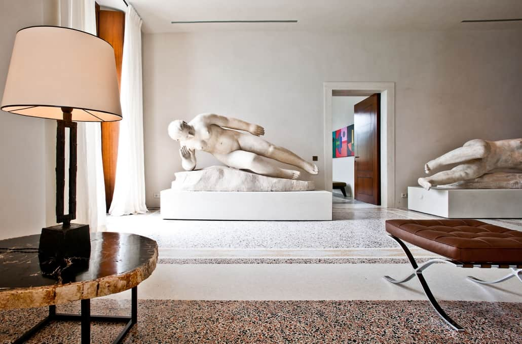 Interior design Villa sul lago di Como | Dario Turani | Project & Interior Design