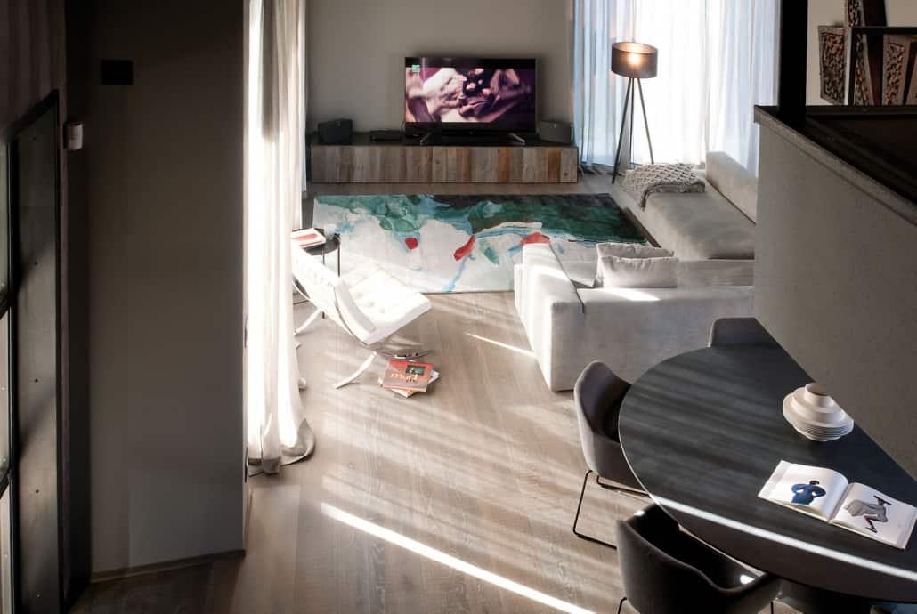 Villa minimale in legno | Dario Turani