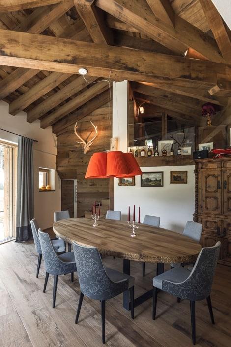 Casa Vacanza a St. Moritz | Dario Turani interor designer