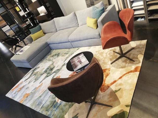 Gianni Basso Water Carpet Bretagna